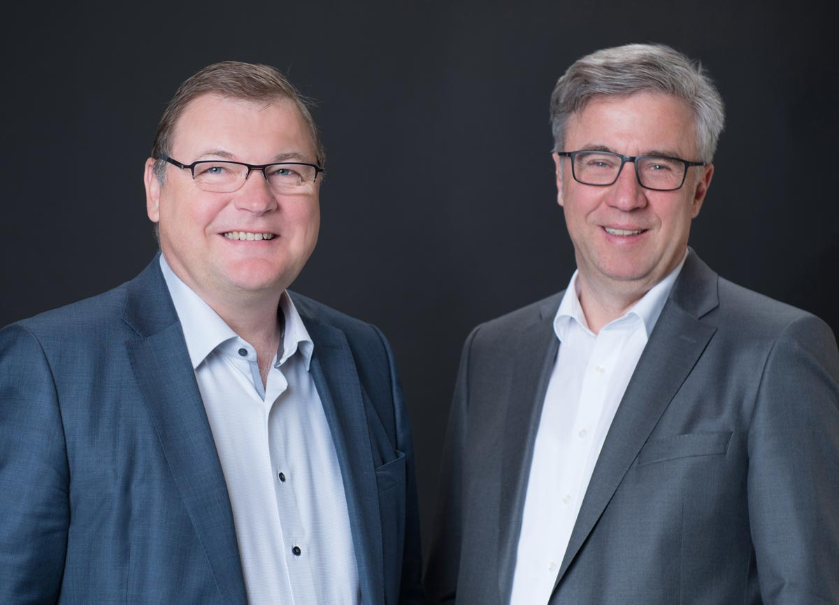Theva Management - Dr. Werner Prusseit and Andreas Wiedmann